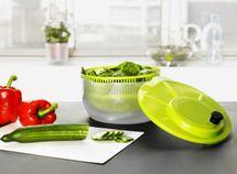 PLAST TEAM - Odstředivka na salát zelená