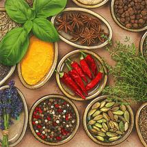POL-MAK - Papírové ubrousky Exotic Spices