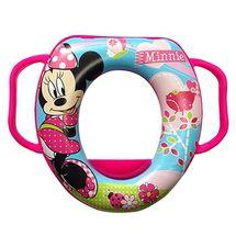 PRIMA BABY - Měkký adaptér na WC, Minnie