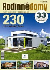 Projekty rodinných domov jesen/zima 2013 - Kolektív autorov