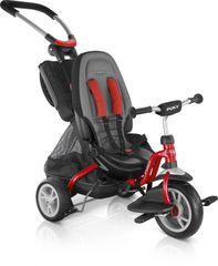 PUKY - Dětská tříkolka CEETY CAT S6 - červená