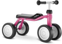 PUKY - Dětské odrážedlo Pukylino - lovely pink