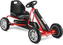 PUKY - Dětské šlapadlo F20 - červené