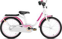 PUKY - Dětské kolo Z8 - Edition - bílo / růžové