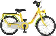 PUKY - Dětské kolo Z8 - žlutý