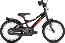 PUKY - Dětské kolo ZLX 16-1 Alu - černý