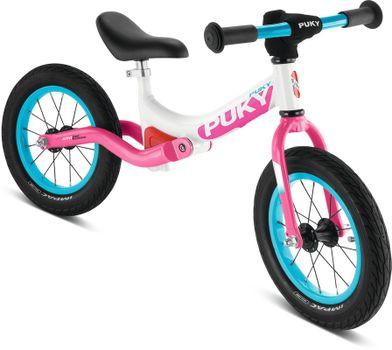 PUKY - odrážedlo LR Ride - bílá / růžová