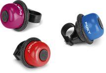 PUKY - Otočný zvonek pro Wutsch, Pukylino a Fitsch červený (G18)