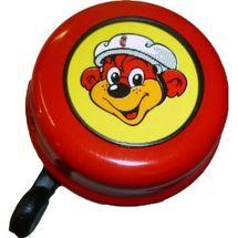 PUKY - Zvonek pro tříkolky, Wutsch a Pukylino červený (G16)