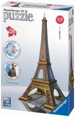 RAVENSBURGER - Puzzle Eiffelova věž 3D 216 dílků