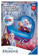 RAVENSBURGER - srdce Frozen 2 54 dílků