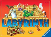 RAVENSBURGER - tajemníci Labyrintu hra