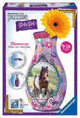 RAVENSBURGER - Váza Kůň 3D 216D