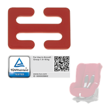RÖMER - Sada pro použití v letadlech k autosedačce Eclipse