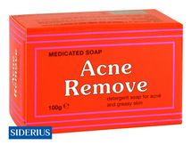 SIDERIUS - Acne Remove - medicinální mýdlo na akné a mastnou pokožku 100g