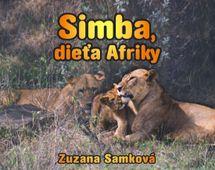 Simba, dieťa Afriky - Zuzana Samková