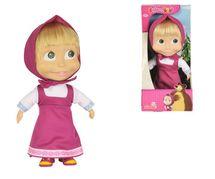 SIMBA-Máša a medvěd panenka Máša 23 cm