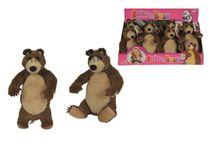 SIMBA - Máša A Medvěd Plyšový Medvěd 25 Cm