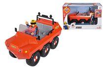 SIMBA - Požárník Sam Auto Hydrus S Figurkou