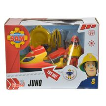 SIMBA - Požárník Sam Vodní skútr s figurkou 9251662