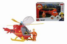 SIMBA - Požárník Sam Vrtulník s figurkou