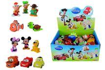 SIMBA - Stříkací Figurky Disney, 12 Druhů, Dp36