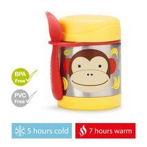 SKIP HOP - Zoo Termoska na jídlo s vidl. Opička