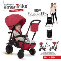 SMART TRIKE - tříkolka 700 Fold 8v1 Červená