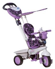 SMART TRIKE - Tříkolka Dream Touch - Purple