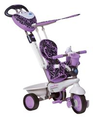SMART TRIKE - Tříkolka Dream Touch - Purple