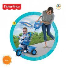 SMART TRIKE - tříkolka Fisher Price 146 Elite blue