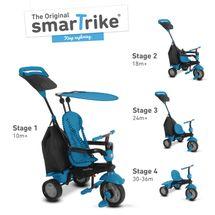 SMART TRIKE - Tříkolka Glow 4 v 1, modrá