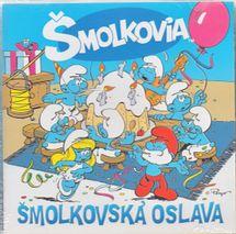 Šmolkovia – Šmolkovská oslava CD