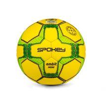 SPOKEY - Spokey AMBIT MINI Fotbalový míč vel. 2 žluto-zelený