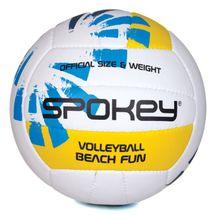SPOKEY - BEACHFUN Volejbalový míč modrý č.5