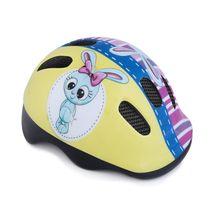 SPOKEY - BUNNY Dětská cyklistická přilba, 44-48 cm