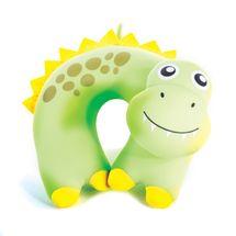 SPOKEY - BAMBINI Cestovní polštářek dětský mikrokuličky dinosaur