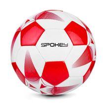 SPOKEY - Spokey E2018 I Fotbalový míč bílo-červený, 100% TPU, vel. 5
