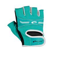 SPOKEY - ELENA Dámské Fitness rukavice zelená vel. M