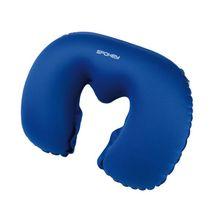SPOKEY - ENDER Cestovní polštářek nafukovací modrý