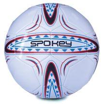 SPOKEY - FERRUM Fotbalový míč vel..5  bílo-modrý