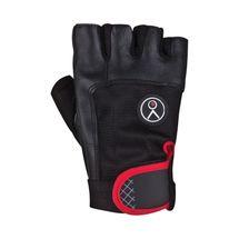 SPOKEY - FIKS - Fitness rukavice černé M
