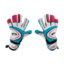 SPOKEY - Grasp Brankářské rukavice modro - bílé roz.9