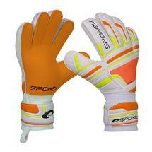 SPOKEY - INTENSE Brankářské rukavice oranžové vel.7