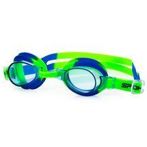SPOKEY - JELLYFISH Dětské plavecké brýle zelené