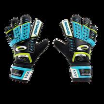 SPOKEY - KEEPER JR Brankářské rukavice modré roz.5