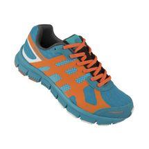 SPOKEY - Liberia 5 Běžecké boty dámské petrol - oranžová vel. 39
