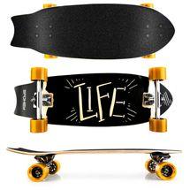 SPOKEY - LIFE Longboard 67,5 x 25,5 cm,  ABEC7