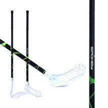 SPOKEY - MASSIG II Florbalová hokejka  P zelená
