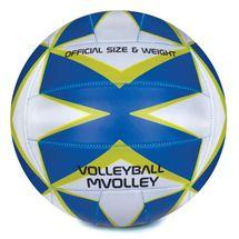 SPOKEY - MVOLLEY  Volejbalový míč modrý rozm.5
